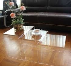 cb2 acrylic nesting tables clear acrylic end table decor love