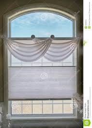 Bathroom Window Valance Ideas Bathroom Window And Valance Stock Image Image 32583015