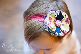 flowers for headbands fabric flower headband pattern tutorial also with a headband