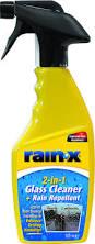 Rain X For Shower Doors by Rain X 88199500 Rain Repellent And Glass Cleaner Amazon Co Uk