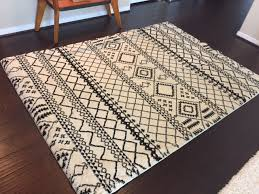 Black Area Rugs Black And Cream Area Rugs Rug Designs