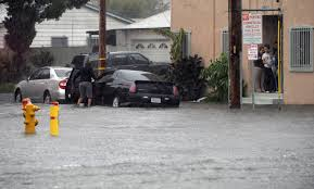 Sigalert Com Los Angeles Traffic Map by 710 Freeway Reopens At Pch In Long Beach After Flooding Subsides