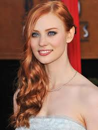 famous women with strawberry blonde hair list of reddish blonde