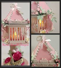 shabby chic enchanted birdhouse inspired by the movie ever