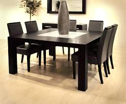 dining room chair covers sophisticated black faux leather dining room chairs modern