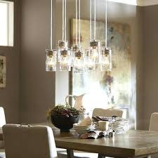 Multi Light Pendant Multi Light Pendant Lighting Fixtures Kit Reminiscent Jelly Jars