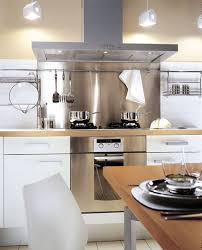 credence cuisine blanche credence blanche ikea cuisine with credence blanche