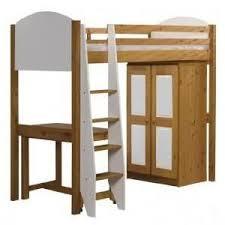 bureau pin miel lit mezzanine armoire bureau verona pin miel blanc avec
