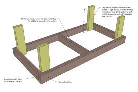 sbr access 2x4 chair plans free