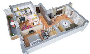 Two Bedroom by 40 More 2 Bedroom Home Floor Plans