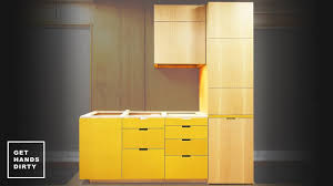 Studio 41 Kitchen Cabinets Studio Kitchen The Tower And The Upper Cabinet Ep 2 Youtube