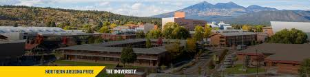 Nau Campus Map The Official Site Of Northern Arizona University Athletics