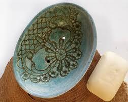 Soap Dish Shaped Like Bathtub Ceramic Soap Dish Etsy