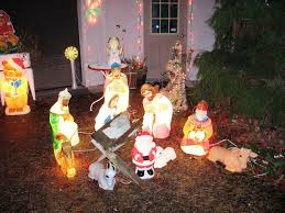 Lighted Outdoor Christmas Nativity Scene by Lighted Outdoor Nativity Sets 1 U2014 Jen U0026 Joes Design Best Outdoor