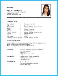 Environmental Science Resume Sample Word Resume Template Programmer Sample Data Scientist Resume 7
