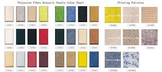 Decorative Acoustic Panels Polyester Fiber Acoustic Panels Acoustic Panels Manufacturer