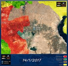 Raqqa Syria Map by Syrian Army Makes Final Preparations For East Aleppo Offensive Map