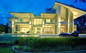 Modern Style Luxury Villa Exterior Luxury House Exterior Designs Interior Design