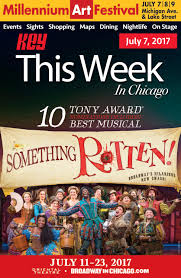 Chicago Hop On Hop Off Map by Key This Week In Chicago July 7 2017 Issue By Key This Week In