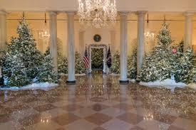 donald trump white house decor methodist university student returns to dc to deck the halls at