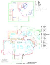 Home Floor Plans Tool Plans Of The Taylor House From U0026quot Home Improvement U0026quot