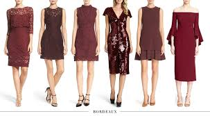 Dresses For Wedding Guests What To Wear To A Fall Winter Wedding Guest Attire Dress Guide