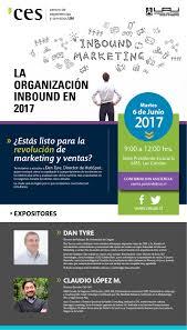 Dan Tyre by La Organización Inbound En 2017 Ces