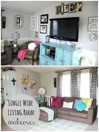 decorating ideas for manufactured homes this mobile home makeover is the best thing you u0027ll see today