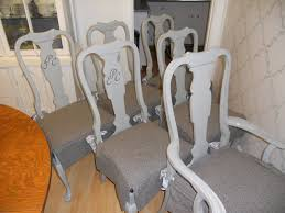French Provincial Dining Room Chairs Peahen Pad French Gray Dining Chairs