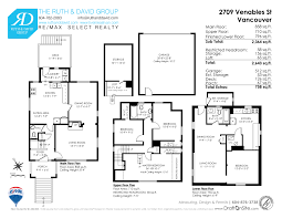 Xs Floor Plan by 2709 Venables Street Ruth And David