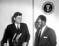 john f kennedy ar6409 b president john f kennedy meets with the president of