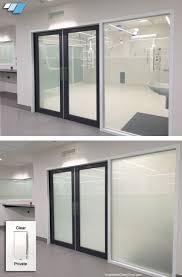 privacy glass interior doors 20 best healthcare design images on pinterest healthcare design