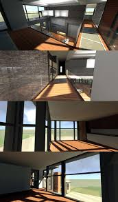 Contemporary Modern House Plans Modern House Plan 67596
