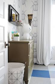 9 best woodsy wallpaper images on pinterest wallpaper ideas actu before after a nursery inspired by wallpaper design sponge