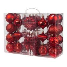 ornaments ornament sets garland shatterproof