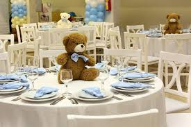 teddy centerpieces for baby shower teddy centerpiece simple and sweet could be holding