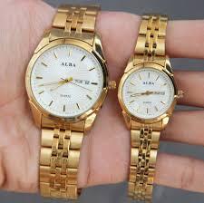 Jam Tangan Alba Emas jual jam tangan alba rantai sl22 gold master jam