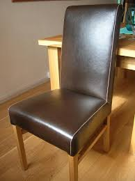 Leather Dining Room Chairs with Several Great Features You Should Look For In Leather Dining
