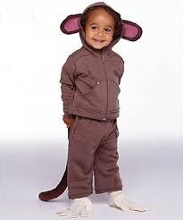 Monkey Halloween Costumes Diy Baby Halloween Costumes 15 Adorable Homemade Costumes