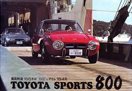 toyota sports car wellesley toyota sports 800 toyota u0027s first production sports car