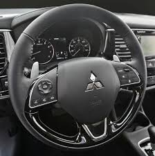 mitsubishi asx 2016 interior 2016 mitsubishi outlander features more of everything autoevolution