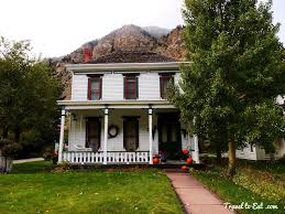 victorian houses of georgetown colorado travel to eat
