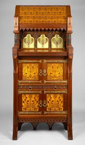 cabinet attributed to daniel pabst 1985 116 work of art