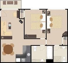 suite floorplans lyall hotel