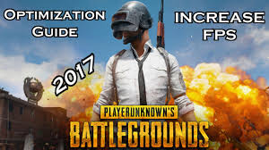 pubg optimization pubg optimization guide 2017 youtube