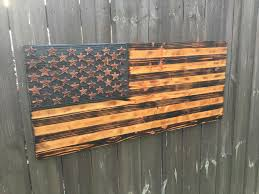 Reclaimed Wood Flag Video Tutorial Woodburned Pallet American Flag U2022 1001 Pallets