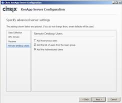 how to configure citrix xenapp 6 5 for application virtualization