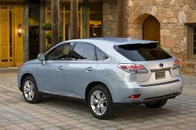 lexus rx 400h vs lexus rx 450h 2010 lexus rx 450h luxury loaded light on the footprints hybrid