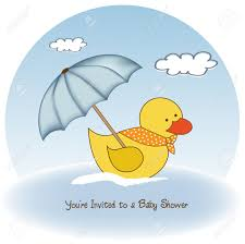 new baby boy shower card royalty free cliparts vectors and stock