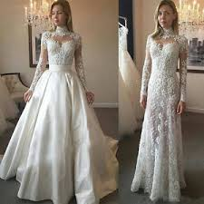 wedding dress with detachable 2017 two lace wedding dresses detachable skirt princess